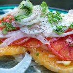 新玉ねぎの洋風サラダのレシピ!オリーブオイルやアボカドでおいしく!