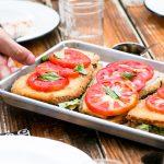トマトのマリネサラダのレシピ!甘くないトマトでも美味しく大変身!